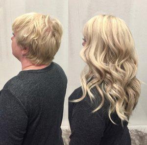Hair Extensions at SKYN